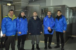 گزارش تصویری از آماده باش و بازدید میدانی مدیرعامل و اعضای ستاد بحران سازمان مدیریت پسماند