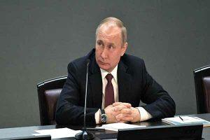 هشدار پوتین درمورد عواقب اقدام نظامی آمریکا علیه ایران