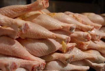تازه ترین قیمت مرغ در بازار