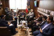 گزارش تصویری نشست شهردار رشت با مدیر کل نهاد کتابخانه های استان با حضور رئیس کمیسیون فرهنگی ، اجتماعی و گردشگری شورای شهر رشت
