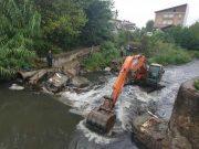 ایروبی رودخانههای رشت پیش از شروع فصل بارندگی آغاز شد