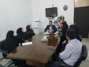 بازدید سرپرست معاونت شهر سازی و معماری از دبیرخانه کمیسیون ماده ۱۰۰ شهرداری رشت