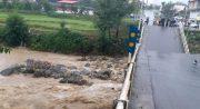 خسارت بارندگی به ۹ شهرستان گیلان