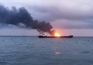 ادعای مضحک سعودیها در مورد نفتکش حادثه دیده ایرانی