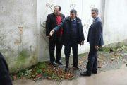 شهردار رشت برای مدیریت وضعیت شهر به آب زد