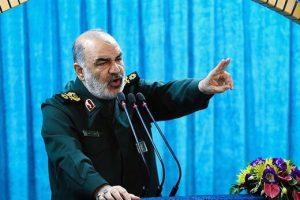 فرمانده سپاه: پروژه جنگ بسته شد