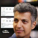 افزایش چشمگیر فالور صفحهAFC فارسی بعد از خبر گزارش عادل فردوسی پور