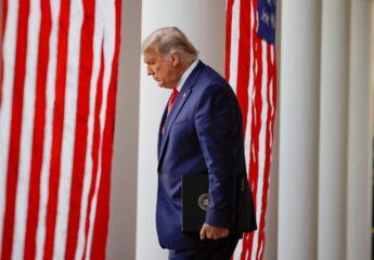 زمان استیضاح ترامپ در سنا مشخص شد