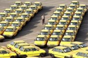 اهداي کارتهاي هديه به رانندگان تاکسي در گيلان