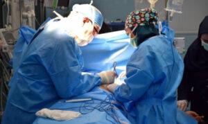 اهدای عضو شهروند فومنی در بیمارستان رازی رشت