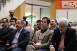 گزارش تصویری افتتاح مرکز کنترل ترافیک شهرداری رشت