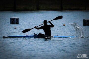 قایقران گیلانی سهمیه المپیک توکیو را کسب کرد