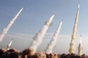 شلیک ۲۷۸ موشک و راکت به فلسطین اشغالی طی ۱۲ ساعت
