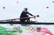 شاهکار قایقران گیلانی با صعود به نیمه نهایی روئینگ زنان