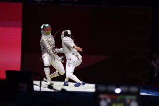 حذف شمشیر باز گیلانی از ادامه رقابتهای المپیک